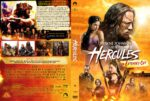 Hercules (Extended Cut) (2014) R2 GERMAN Custom DVD Cover