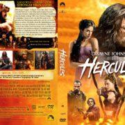 Hercules (Extended Cut) (2014) R2 GERMAN Custom DVD Cover