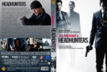 Headhunters (2011) R2 GERMAN Custom DVD Cover
