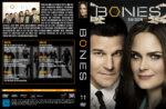 Bones Staffel 11 (2017) R2 German Custom Cover & labels