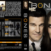 Bones Staffel 11 (2017) R2 German Custom Cover & labels