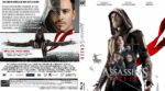 Assassins Creed (2017) R2 German Custom Blu-Ray Cover & labels