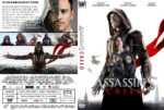 Assassins Creed (2017) R2 German Custom Cover & labels