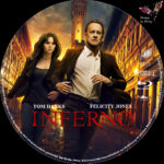 Inferno (2016) R2 German Custom Blu-Ray Labels