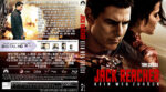 Jack Reacher 2 Kein Weg zurück (2016) R2 German Custom Blu-Ray Cover & labels