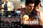 Jack Reacher 2 Kein Weg zurück (2016) R2 German Custom Cover & labels