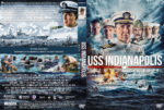 USS Indianapolis: Men of Courage (2017) R1 Custom Cover & label