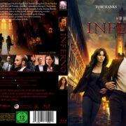 Inferno (2016) R2 Custom German Blu-Ray Cover