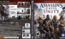 Assassin's Creed Unity (2014) USA XBOX ONE Cover