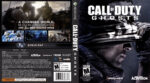 Call of Duty Ghosts (2013) USA XBOX ONE Cover