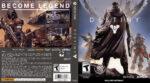 Destiny (2014) USA XBOX ONE Cover