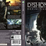 Dishonored Definitive Edition (2015) USA XBOX ONE Cover