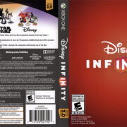 Disney Infinity 3.0 (2016) USA XBOX ONE Cover