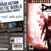 DmC Devil May Cry Definitive Edition (2013) USA XBOX ONE Cover