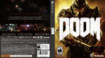 DOOM (2016) USA XBOX ONE Cover