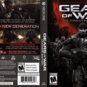 Gears of War Ultimate Edition (2015) USA XBOX ONE Cover
