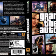 Grand Theft Auto V (2014) USA XBOX ONE Cover