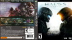 Halo 5 Guardians (2015) USA XBOX ONE Cover