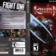 Killer Instinct III (2014) USA XBOX ONE Cover