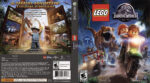 Lego Jurassic World (2015) USA XBOX ONE Cover