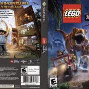 Lego Jurassic World (2015) USA XBOX ONE Cover