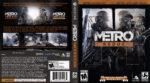 Metro Redux (2014) USA XBOX ONE Cover