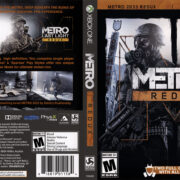 Metro Redux (2014) USA XBOX ONE Cover