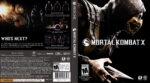 Mortal Kombat X (2015) USA XBOX ONE Cover