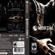 Mortal Kombat X (2015) USA XBOX ONE Cover