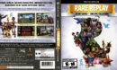 Rare Replay (2015) USA XBOX ONE Cover