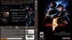 Resident Evil 5 (2016) USA XBOX ONE Cover