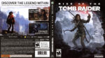 Rise of the Tomb Raider (2015) USA XBOX ONE Cover