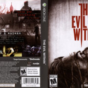 The Evil Within (2014) USA XBOX ONE Cover