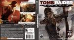 Tomb Raider Definitive Edition (2013) USA XBOX ONE Cover