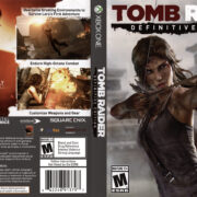 Tomb Raider Definitive Edition (2013) USA XBOX ONE Cover