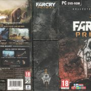 Far Cry Primal (Collector's Edition) (2016) FR & NL Custom PC Cover & Label