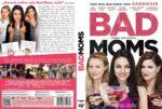 Bad Moms (2016) R2 GERMAN Custom DVD Cover