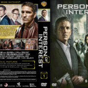 Person of Interest – Season 1 (2011) R1 Custom Covers
