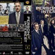 Person of Interest – Season 2 (2012) R1 Custom Covers