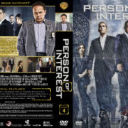 Person of Interest – Season 4 (2015) R1 Custom Covers