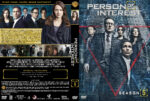 Person of Interest – Season 5 (2016) R1 Custom Cover