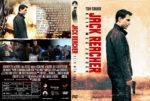 Jack Reacher 2 Kein Weg zurück (2016) R2 German Custom Cover & Label