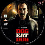 Dog Eat Dog (2016) R2 German Custom Labels