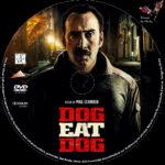 Dog Eat Dog (2016) R2 German Custom Labels