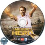 American Hero (2015) R4 Blu-Ray Label