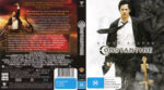 Constantine (2005) R4 Blu-Ray Cover & Label