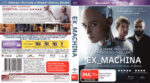 Ex_Machina (2015) R4 Blu-Ray Cover
