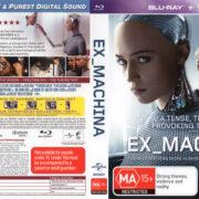 Ex_Machina (2015) R4 Blu-Ray Cover