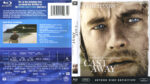 Cast Away (2000) R1 Blu-Ray Cover & Label