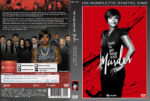 How to Get Away with Murder Staffel 1 (2016) R2 German Custom Cover & Labels